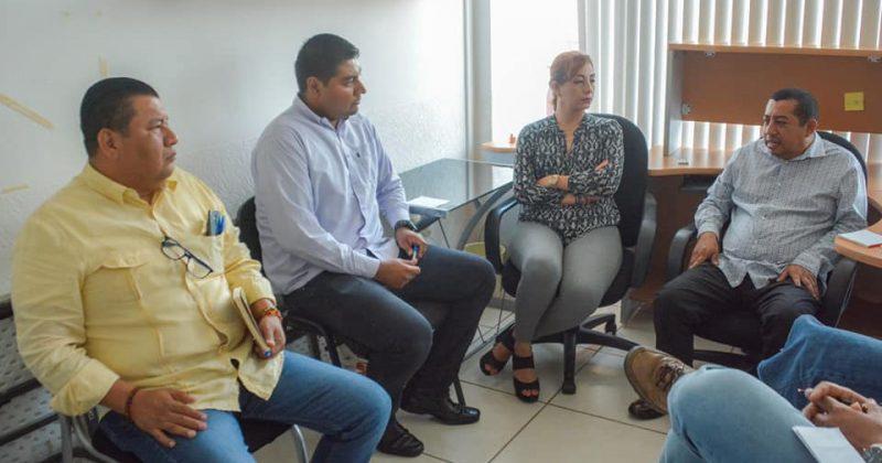 REUNIÓN CON DIRECTORES Y JEFES DE ÁREA DE LA PROVICH
