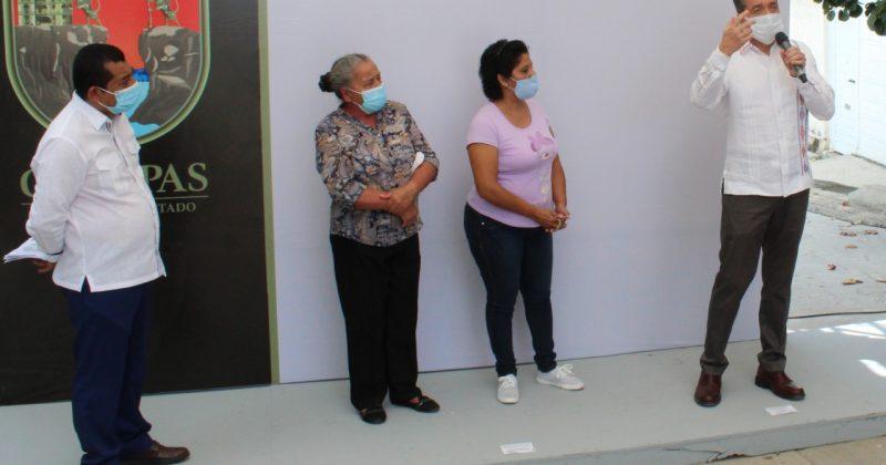 Provich presenta un avance del 97 % del PNR en Tuxtla Gutiérrez